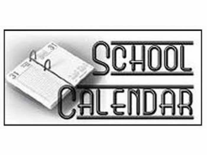 School Calendar approved for 2019-2020