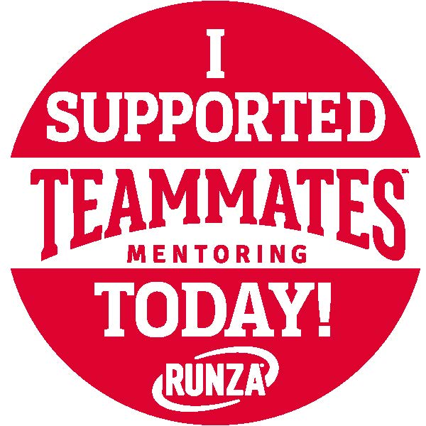 Runza Day for TeamMates!