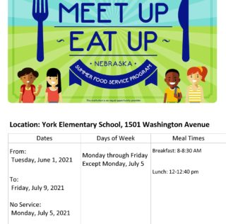 Free Summer Food Program