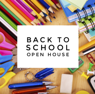 YPS Back to School Open Houses