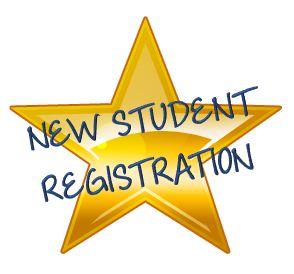 **New Student Registration**